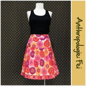 """Anthro """"False Start Skirt"""" by Fei"""