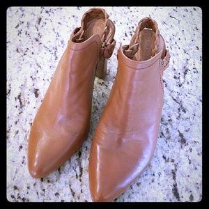 Corso Como leather booties size 10