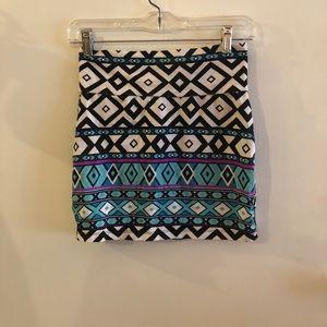 Mini skirt from Charlotte Russe