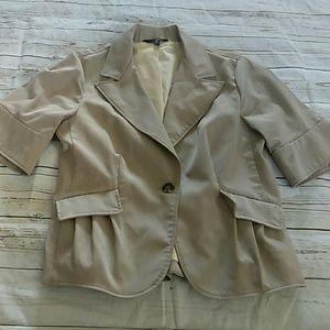 Zinc Blazer/Jacket - Large