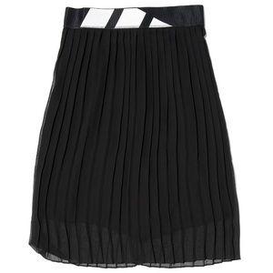 NWT ADIDAS ORIGINAL Black Pleated Skirt Small
