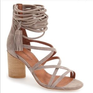 Jeffrey Campbell Despina Block Heel Sandals