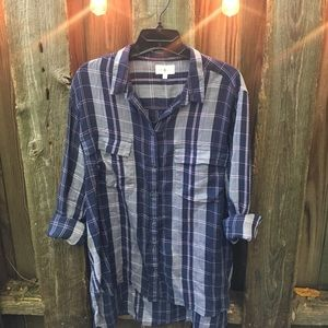 Lou & Grey size Large top. Barely worn.