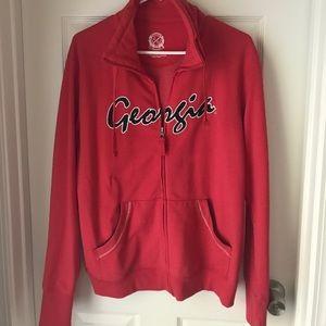 Georgia zip up jacket
