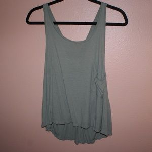 Free People Relaxed Tank Top