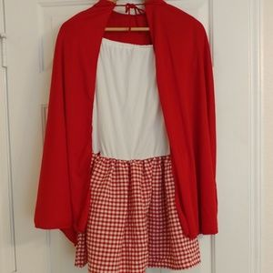Other - Little Red Riding Hood Costume