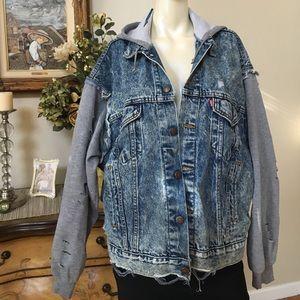 Furst of a kind vintage jacket
