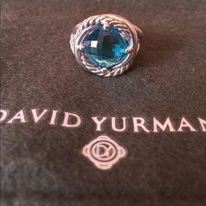 David Yurman Cable Infinity Ring