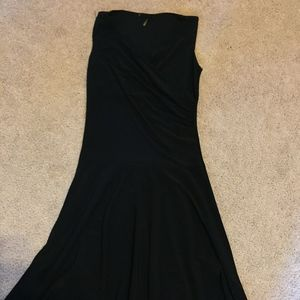 Fun black dress