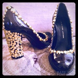 Marc Jacobs blinged