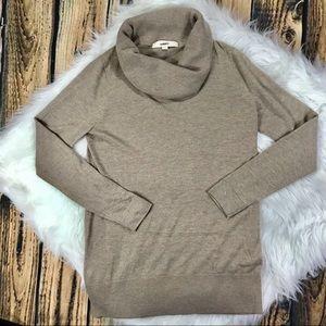 Ann Taylor LOFT cowl Neck sweater S