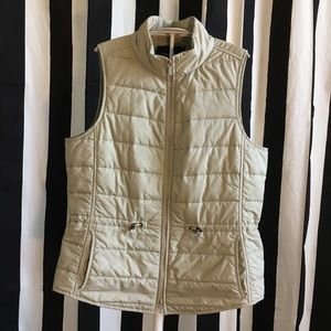 Quilted Fitted Vest