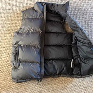 Marmot down vest.  Men's small.