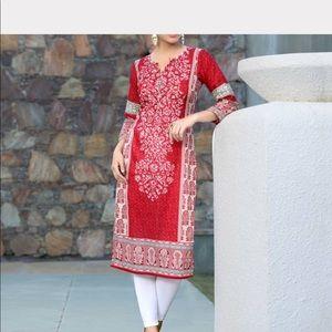 New Cotton Indian Pakistani Kurt's/Kaftan