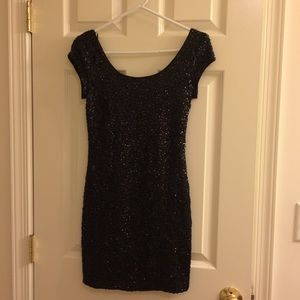 Sequined Party Dress 🎉