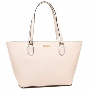 Kate Spade Laurel Way Saffiano Tote in Pink/Blush