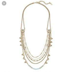 Chloe & Isabel Portico multi layer necklace