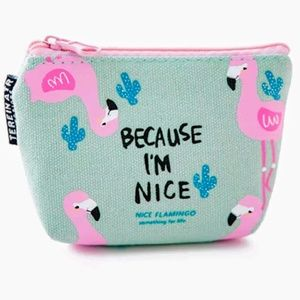 🆕Flamingo Coin Purse