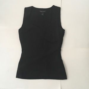 WHBM fitted sleeveless top