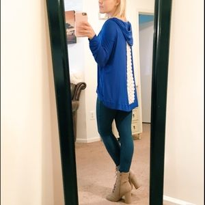 ✨Lord&Taylor Royal Blue Sweater✨
