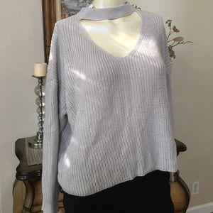 SEEK sweater