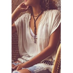 Free People Graceland Choker