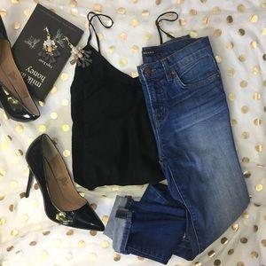 J BRAND Karma Jeans Indigo Wash Size 24
