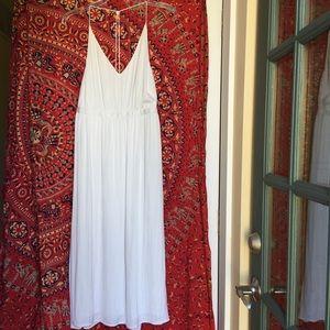 Kimchi Blue Grecian T-strap Dress