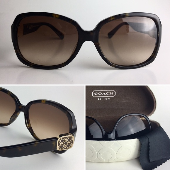 Coach Sunglasses With O Style Case Jackie CoerdxWB