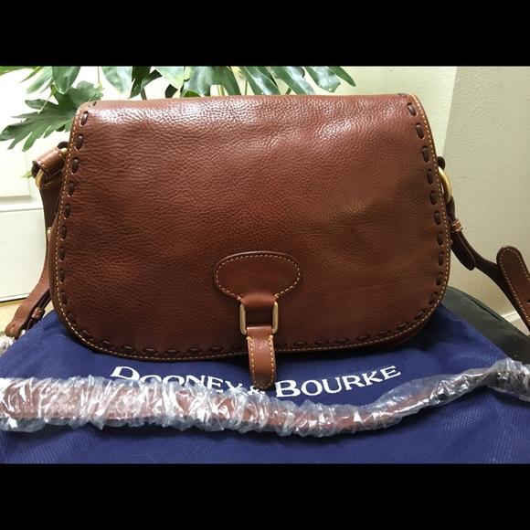 Dooney Bourke Bags Dooney Bourke Saddle Crossbody Poshmark
