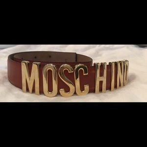 Moschino by Redwall Vintage Belt