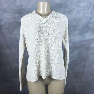 J. Crew fluffy soft v-Neck sweater