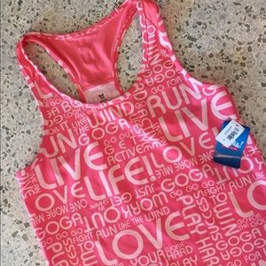 Old Navy exercise tank top active wear NWT
