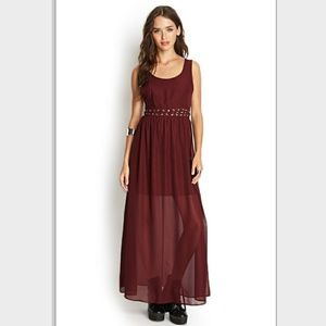 Forever 21 Maxi Dress!