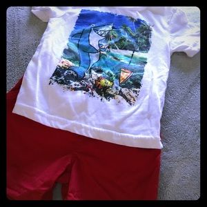💥💥Cute T-shirt and Shorts outfit 18Months 💥💥