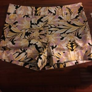 Nyc & company 7th Ave suiting collection shorts