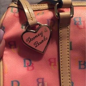 Dooney and Bourke hand bag