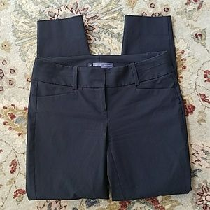 The Limited Exact Stretch size 0 trousers