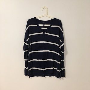 GAP Striped Sweater