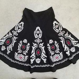 Stunning Sunny Leigh Midi Skirt