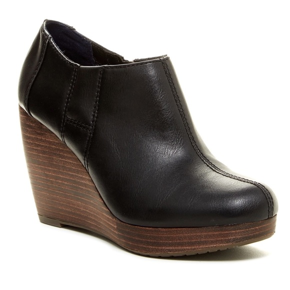 5988f04241a Dr. Scholl s Shoes - Dr. Scholl s Harlie Wedge Bootie