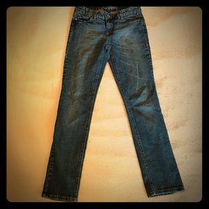 Tommy Hilfiger vintage skinny ankle cut jeans 2