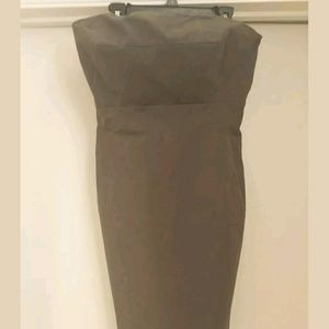 New with tags Jcrew Ashley bridesmaid dress