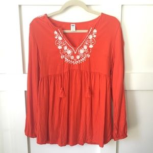 Old navy maternity Blouse top xs