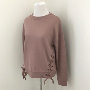 Sweaters - •FINAL PRICE• Dark Mauve Pullover Sweater