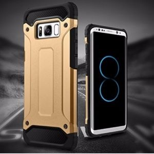 Samsung Galaxy S8 Cell Phone Case Gold