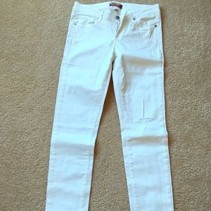 Paige white casual jeans