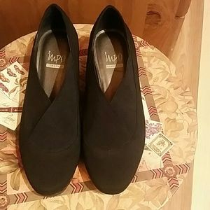 Impo black shoes size 6