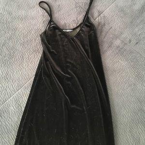 Velvet Brandy Melville Dress