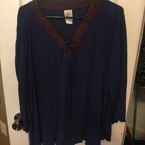 Women's shirt size 3x